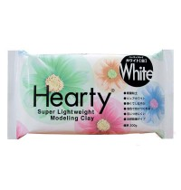 Hearty Air Dry Clay 200g