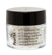 Interference Red Pearl Ex Pigment 3g