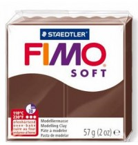 Fimo Soft Chocolate 56g