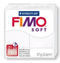 Fimo Soft Dolphin Grey 56g
