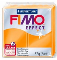 Fimo Soft Translucent Orange 56g