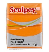 Sculpey III Sweet Potato *OUT OF STOCK*