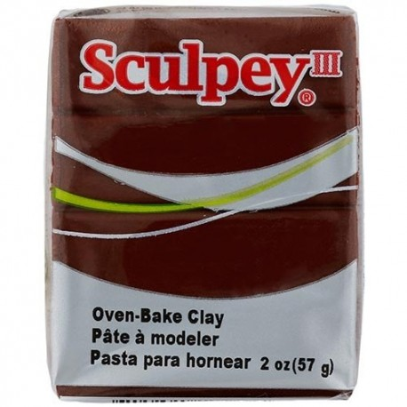 Sculpey III Chocolate