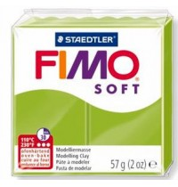 Fimo Soft Apple Green 56g