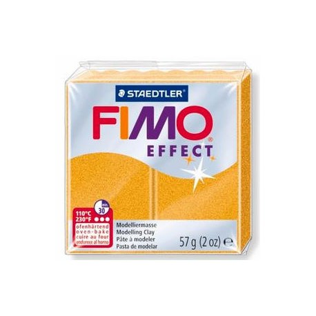 Fimo Soft Metallic Gold