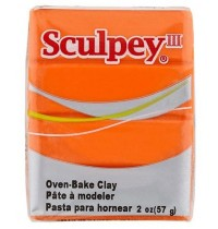 Sculpey III Just Orange