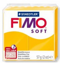 Fimo Soft Sun Yellow