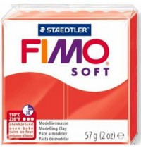 Fimo Soft Indian Red 56g