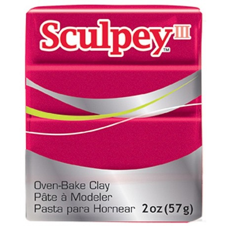 Scupley III Deep Red Pearl