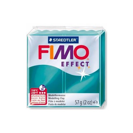 Fimo Soft Translucent Green