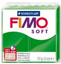 Fimo Soft Tropical Green 56g *OUT OF STOCK*