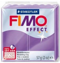 Fimo Soft Translucent Purple 56g