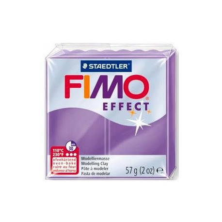 Fimo Soft Translucent Purple