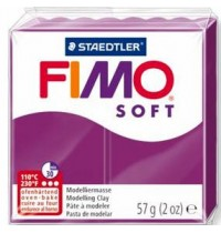 Fimo Soft Purple 56g