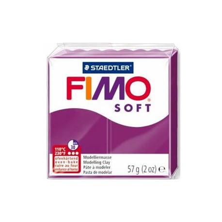 Fimo Soft Purple
