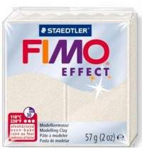 Fimo Soft Metallic Pearl 56g