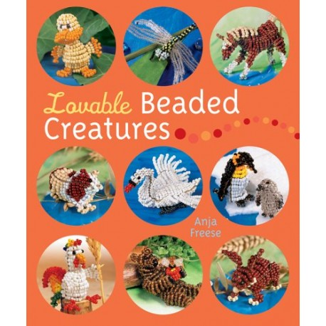 Lovable Beaded Creatures
