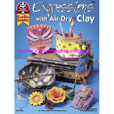 Expressions with Air Dry Clay