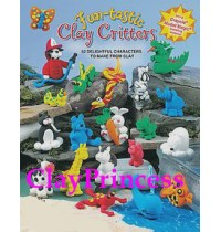 Clay Critters Book
