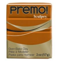 Premo Sculpey Raw Sienna *ONLY 2 IN STOCK*