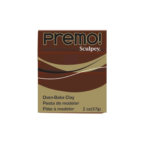 Premo Sculpey Burnt Umber