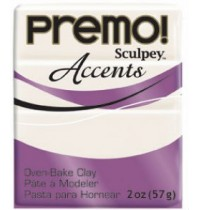 Premo Sculpey Accents Pearl *ONLY 1 IN STOCK*