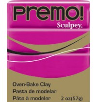 Premo Sculpey Fuchsia *OUT OF STOCK*
