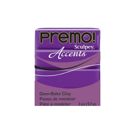 Premo Sculpey Accents Purple