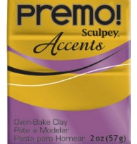 Premo Sculpey Antique Gold
