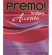 Premo Accents Red Glitter *OUT OF STOCK*