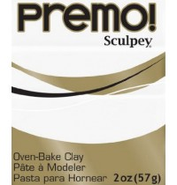 Premo Sculpey White *ONLY 2 IN STOCK*