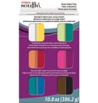 Sculpey Souffle Kit