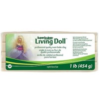 Sculpey Living Doll Light Beige