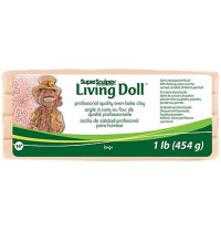 Sculpey Living Doll Beige *1 IN STOCK*