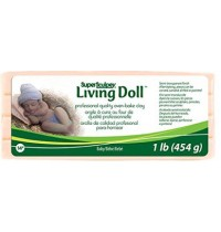 Sculpey Living Doll Baby