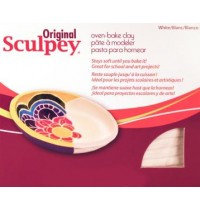 Original Sculpey  White 454g