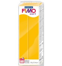 Fimo Soft Sun Yellow 450g