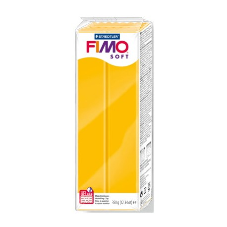 Fimo Soft Sun Yellow 350g