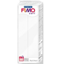 Fimo Soft White 454g *OUT OF STOCK*