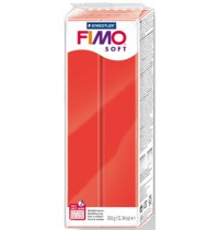 Fimo Soft Indian Red 350g