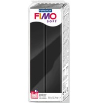 Fimo Soft Black 454g  *OUT OF STOCK*