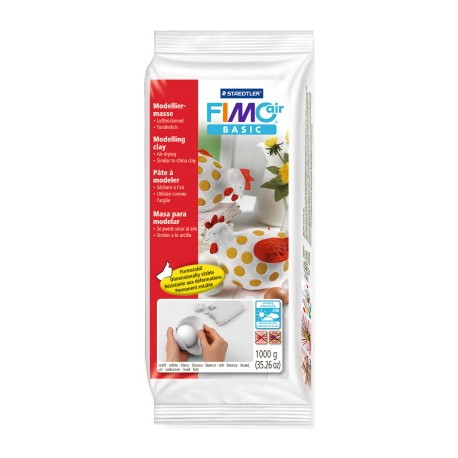 Fimo Air Basic White 1Kg