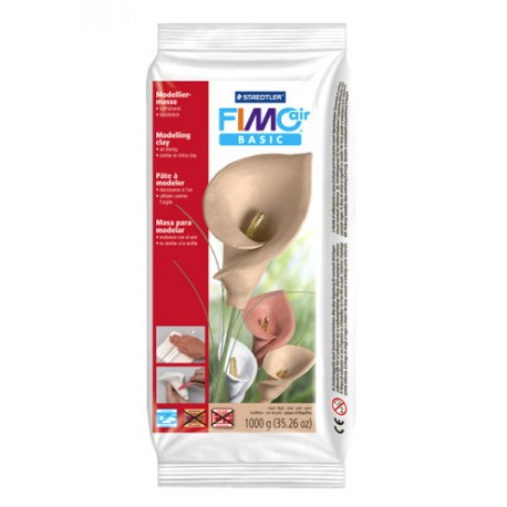 Fimo Air Basic 1Kg Flesh