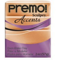 Premo Accents Copper