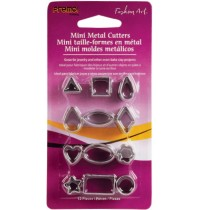 Premo Sculpey Mini Metal Cutter Set