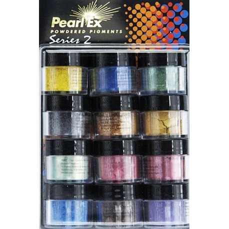 Jacquard Pearl Ex 12 Color Series  II