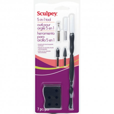 Sculpey 5-In-1 Clay Tool