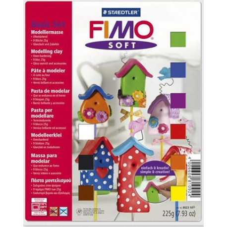 Fimo Soft Basic Set