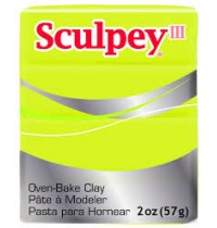 Sculpey III Acid Yellow 56g
