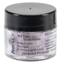 Duo Violet-Brass Pearl Ex Pigment 3g